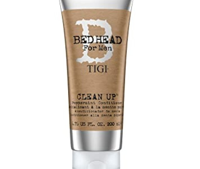Amazon Com Tigi Bed Head Men Clean Up Peppermint Conditioner   Ounce Standard Hair Conditioners Beauty