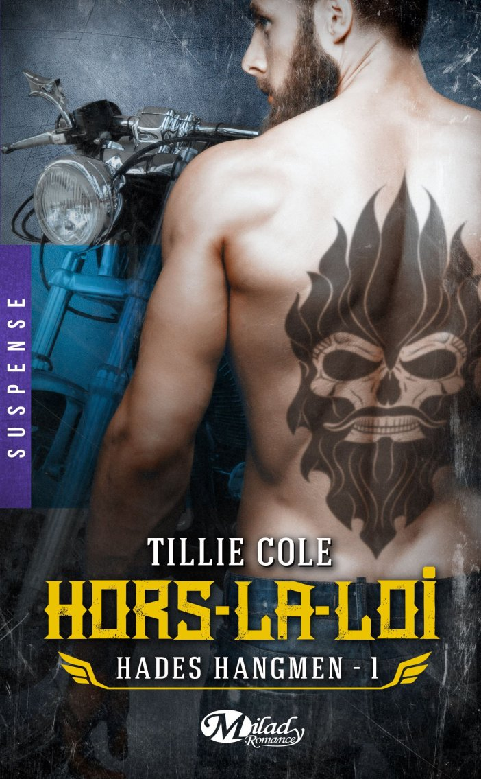 Hades hangmen, tome 1 : Hors-la-loi de Tillie Cole