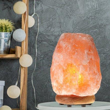 Himalayan Glow WBM 1002 Salt LampBlack Friday Deal2019