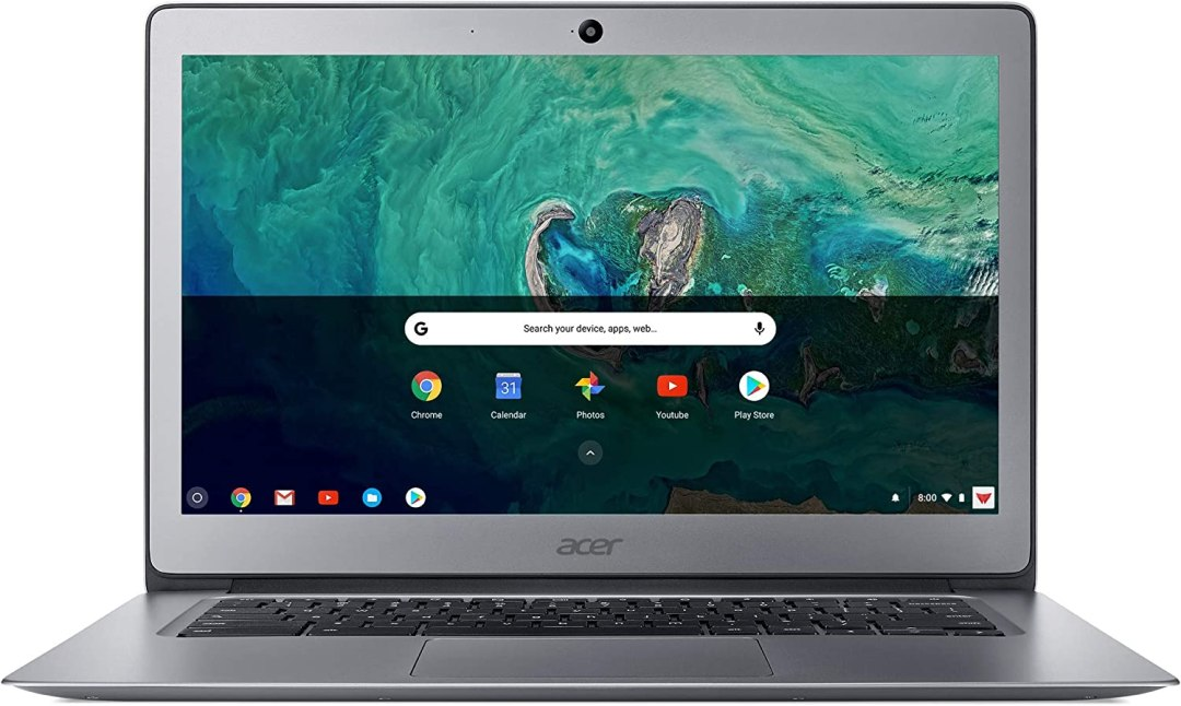 "Acer Chromebook CB3-431-C64E Ordinateur portable 13,9"" Full HD Gris (Intel Celeron, 4 Go de RAM, 32 Go eMMC, Intel HD Graphics, OS Chrome)"