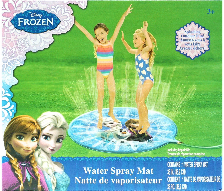 Disney Frozen Water Sprinkler Spray Mat
