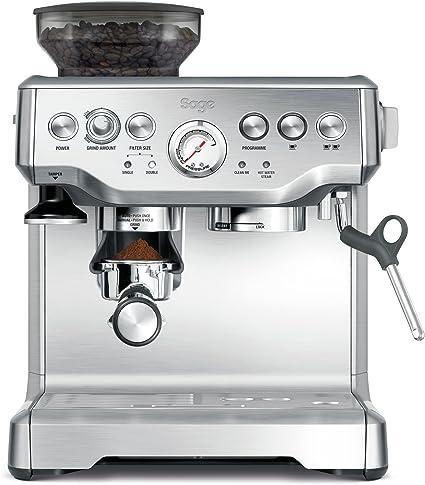 Sage Bean to Cup Barista Machine