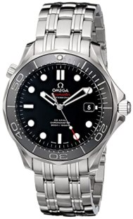 Omega Seamaster  212.30.41.20.01.003 Black Watch Review