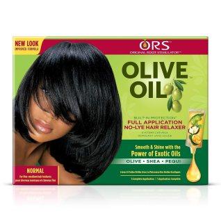 Best Hair Relaxer For White Female