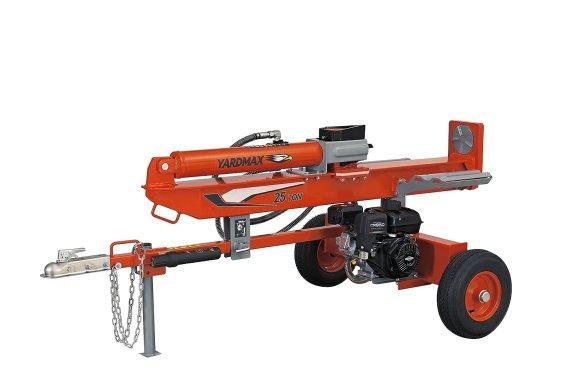 YARDMAX YU2566 Full Beam Gas Log SplitterBlack Friday Deal