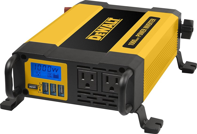 DEWALT DXAEPI1000 Power Inverter