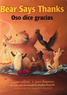 Image result for oso dice gracias