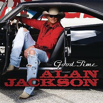 alan jackson, good time