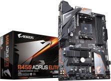 GIGABYTE B450 AORUS ELITE (AMD Ryzen AM4/ATX/M.2 Thermal Guard