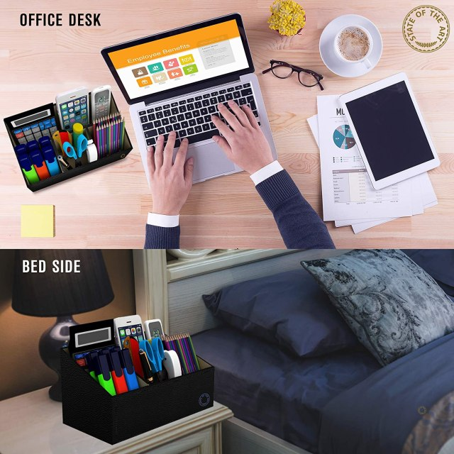Desktop organizer Best Office Accessories In 2020