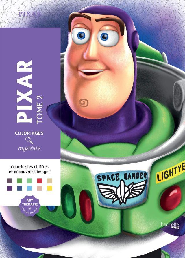 Coloriages Mystères Pixar (Tome 20) : Karam, Alexandre: Amazon.de