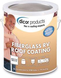 best paint for fiberglass RV & fiberglass camper shell