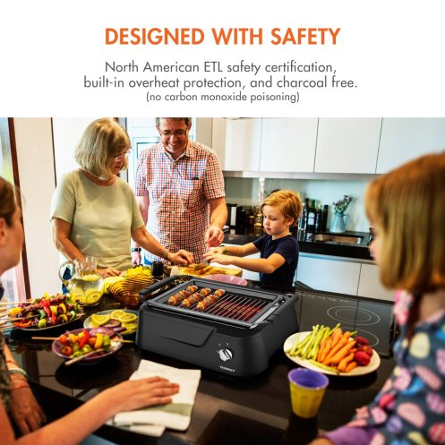 Tenergy Redi grill review