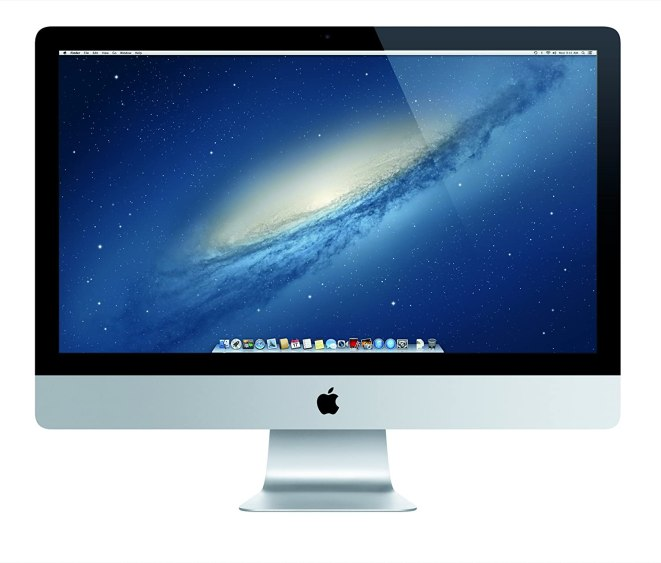 27-inch iMac for online teaching
