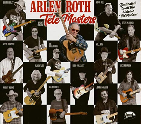 Image result for Arlen Roth – Tele Masters