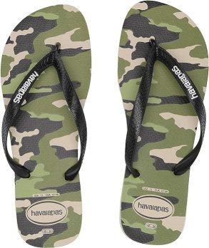 Havaianas Men's Top Camo Flip Flop Sandal