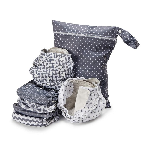 Simple Being Reusable Cloth Diapers