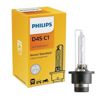 Philips D4S Xenon HID D4S Standard Xenon HID Headlight Bulb