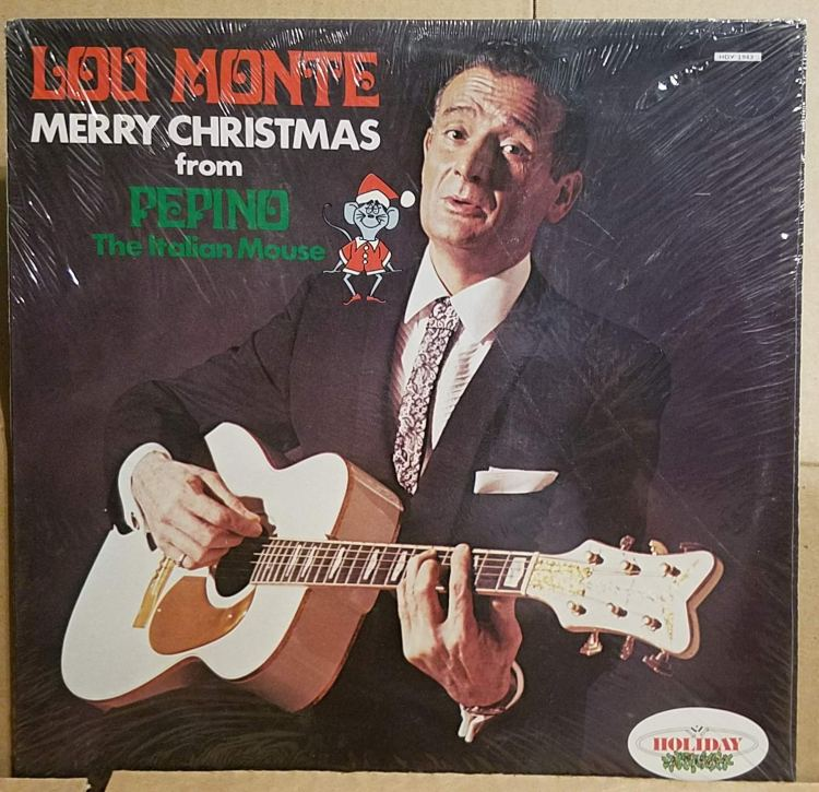 Lou Monte - Merry Christmas From Pepino The Italian Mouse - Amazon.com Music