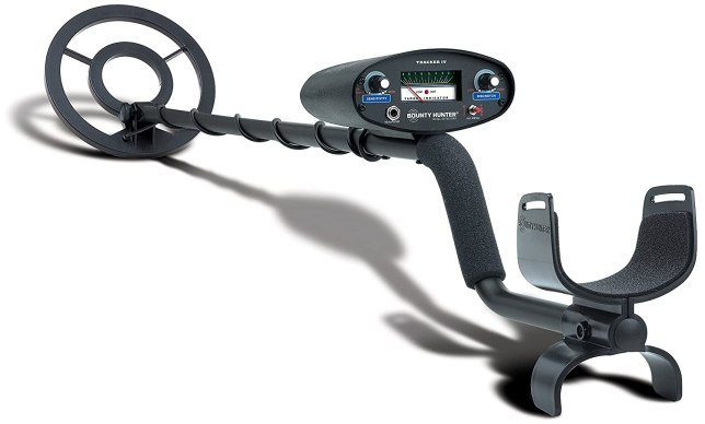 Bounty Hunter TK4 Tracker IV Metal Detector Black Friday Deals