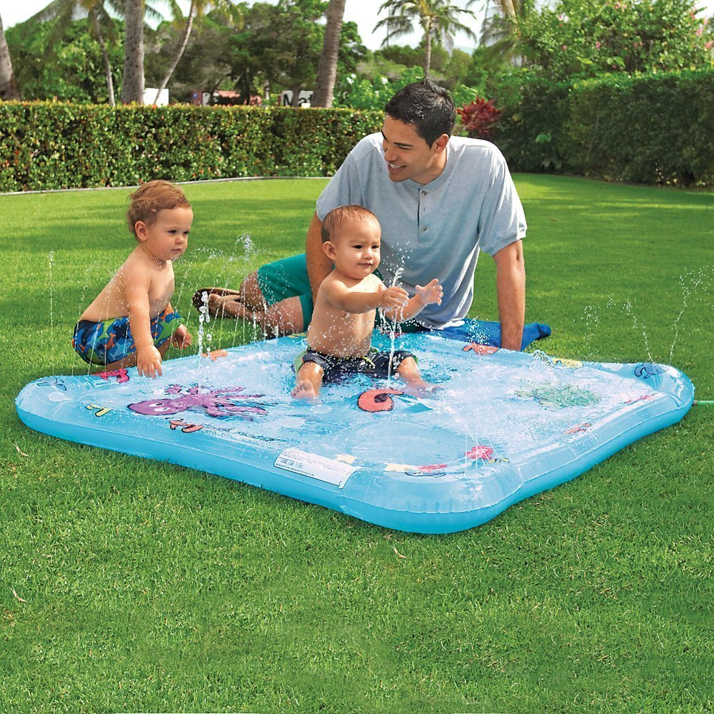 Baby Kiddie Squirt Pool