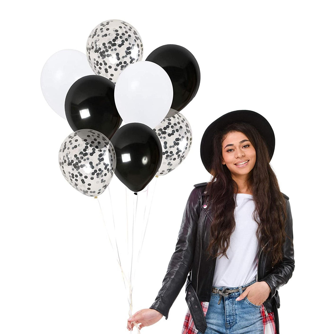 Globos color negrohttps://amzn.to/2EehxAr