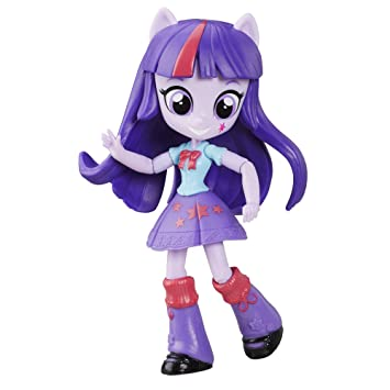 Buy My Little Pony Equestria Girls Minis Twilight Sparkle Doll Online At Low Prices In India Amazon In