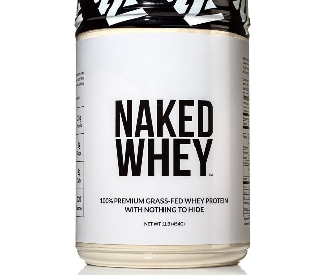 Amazon Com Naked Whey Lb  Grass Fed Unflavored Whey Protein