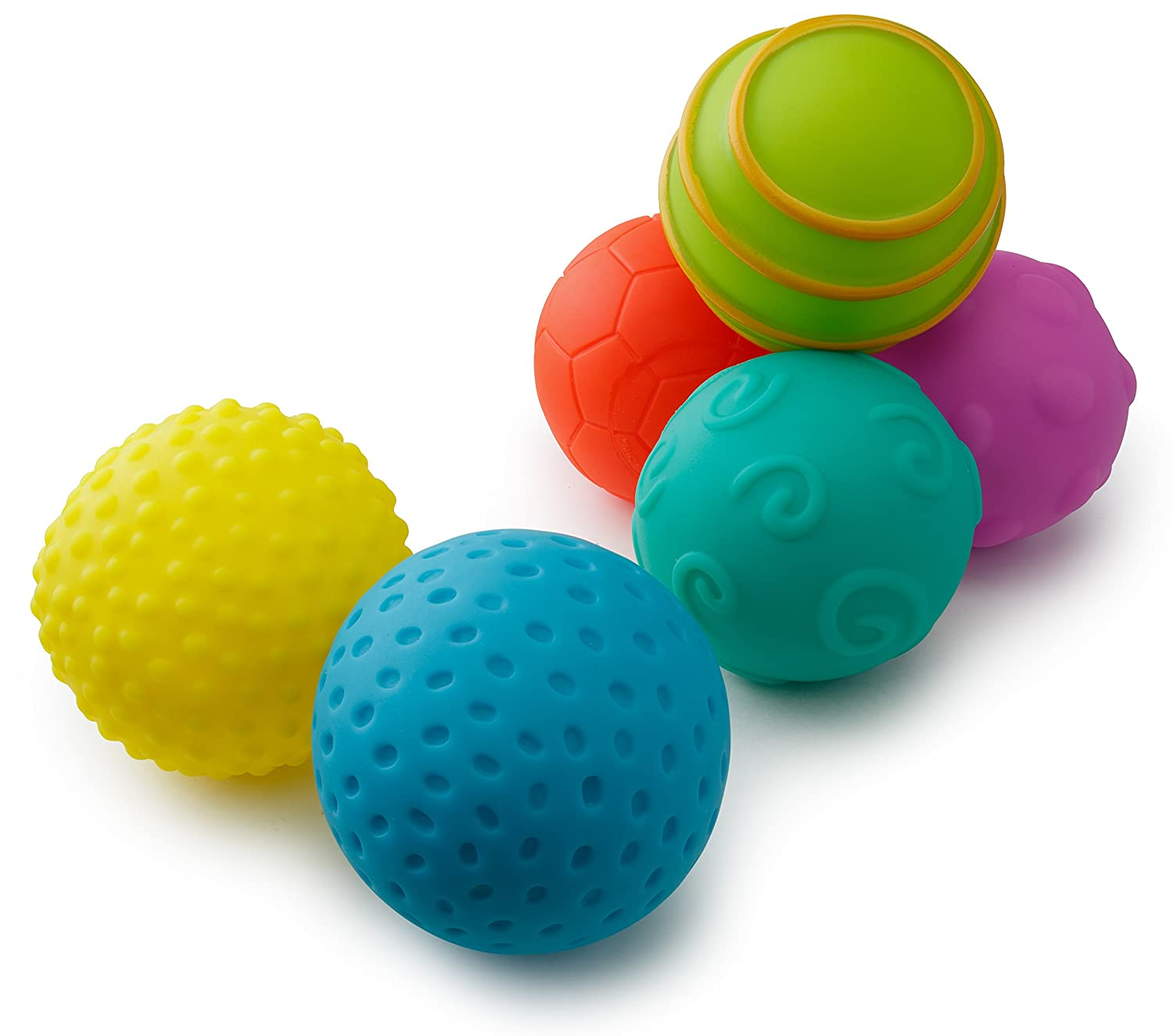Playkidz Soft & Textured Balls