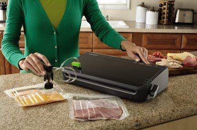 Foodsaver fm2100 Included Accessories