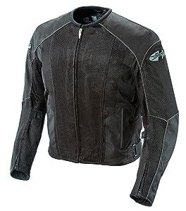 Joe Rocket Phoenix 5.0 Men's Mesh Motorcycle Riding Jacket
