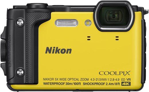 Nikon W300 Coolpix Camera Black Friday Deal 2019