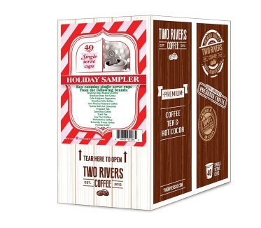 Two Rivers Holiday Sampler