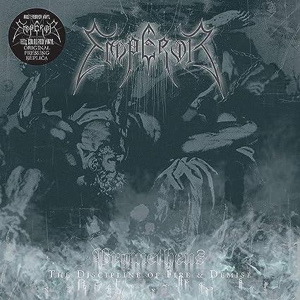 Prometheus: The Discipline Of Fire & Demise [LP][Reissue]