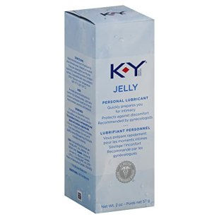 KY Jelly Personal Water Based Lubricant Review