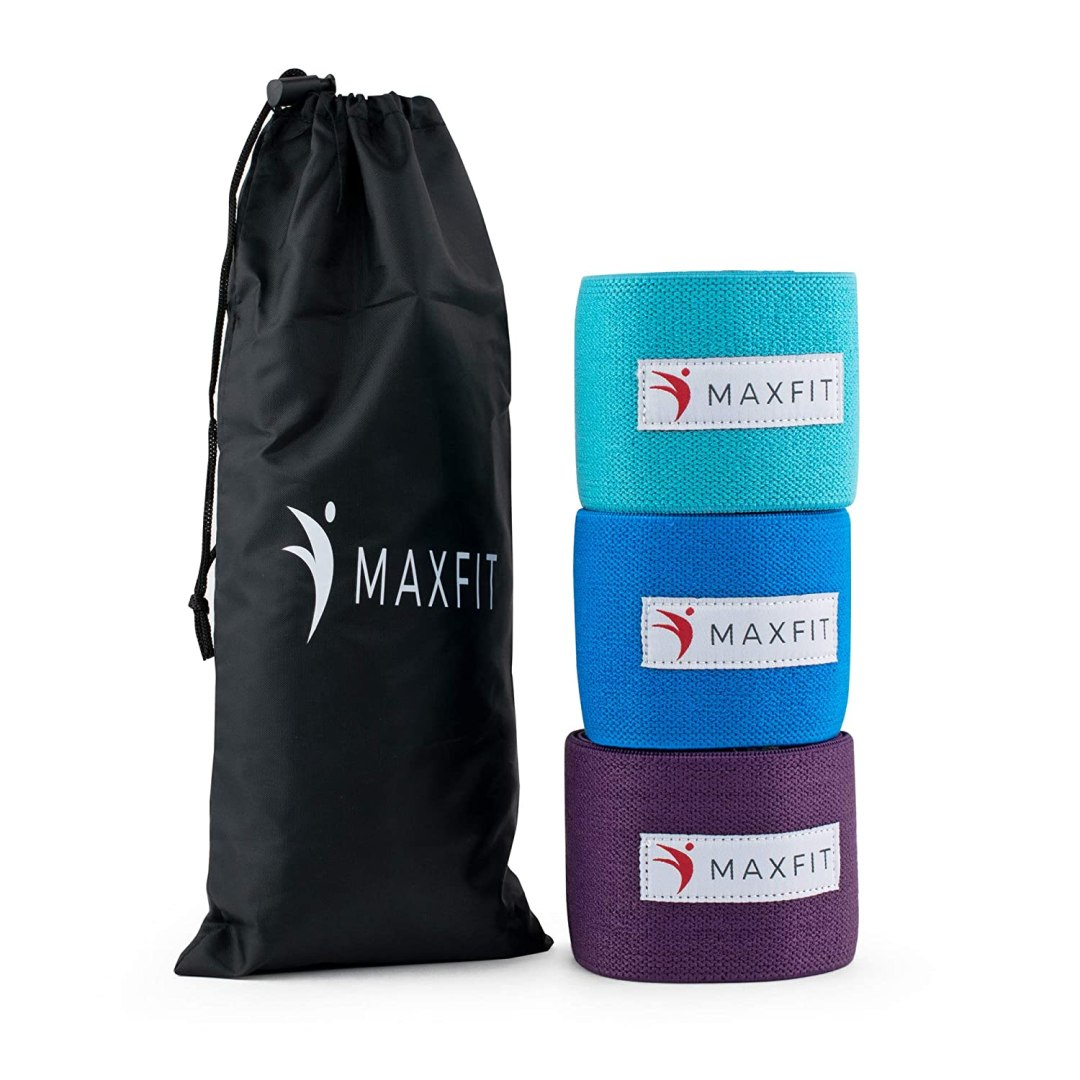 MAXFIT Athletica Resistance Bands