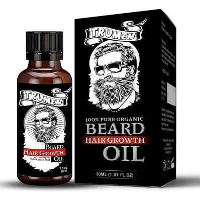 TruMen Beard Growth Oil Review