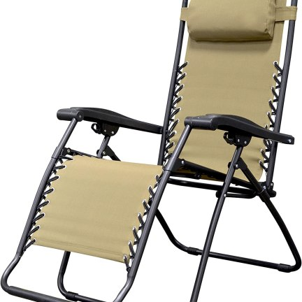 Indoor zero gravity chair - Caravan canopy