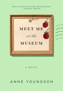 Image result for Meet Me at the Museum by Anne Youngson