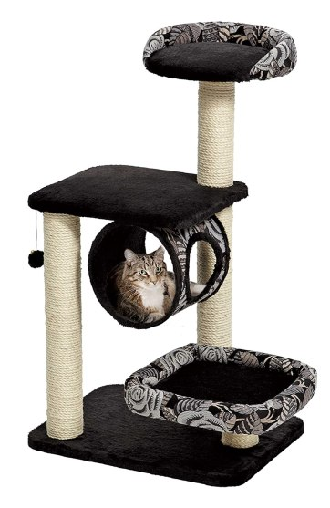 MidWest Feline Nuvo Playhouse Cat Tree Black Friday Deal 2019