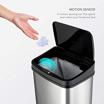 The-Original-Touchless-Automatic-Motion-Sensor-Trash-Can