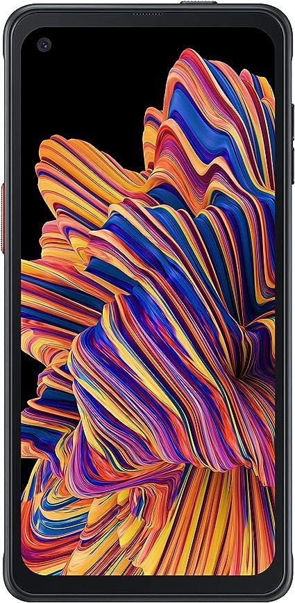 Amazon Com Samsung Galaxy Xcover Pro Rugged Ip68 Rated Unlocked Verizon And At T Dual Sim 64gb Of Storage Sm G715uzkdxaa Black