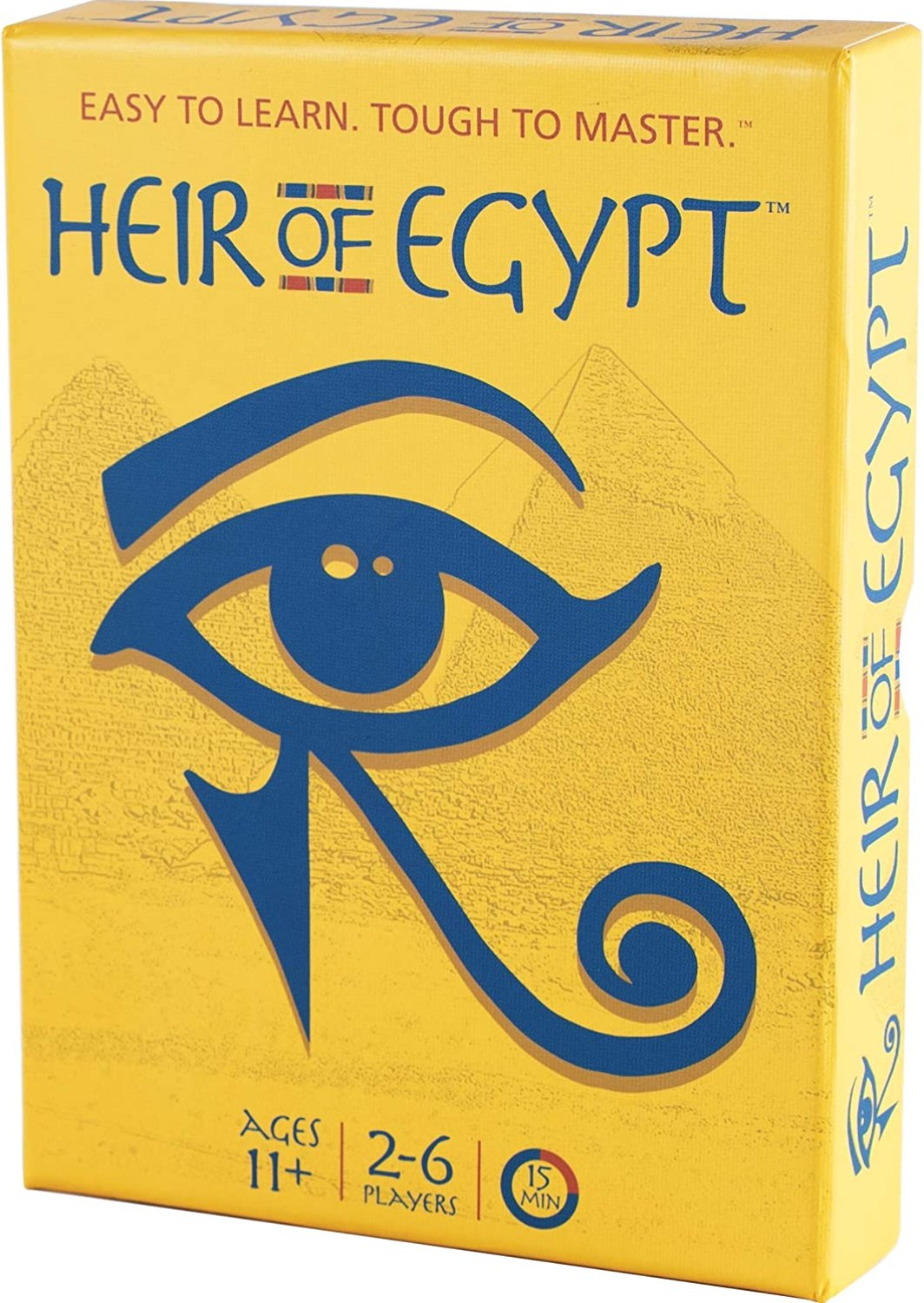 Heir of Egypt - A Slapping Card Game