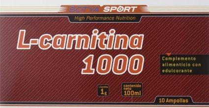 Sotya Sport L-Carnitina ampollas