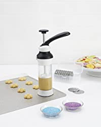 versatile OXO Good Grips Cookie Press