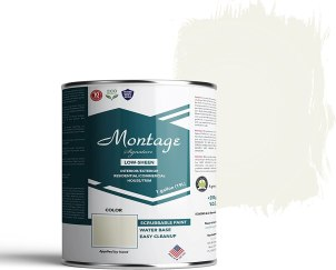 best paint for bathroom walls - Montage Signature Paint