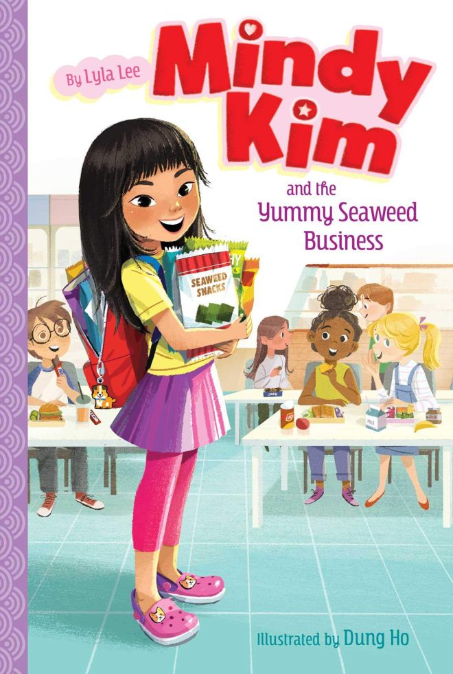 Amazon.com: Mindy Kim and the Yummy Seaweed Business (1) (9781534440098):  Lee, Lyla, Ho, Dung: Books