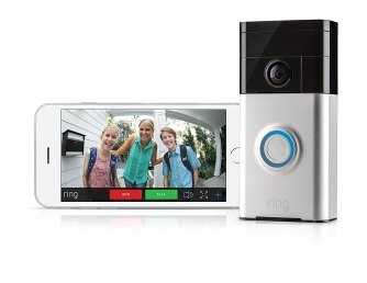 Portier vidéo Ring video Doorbell
