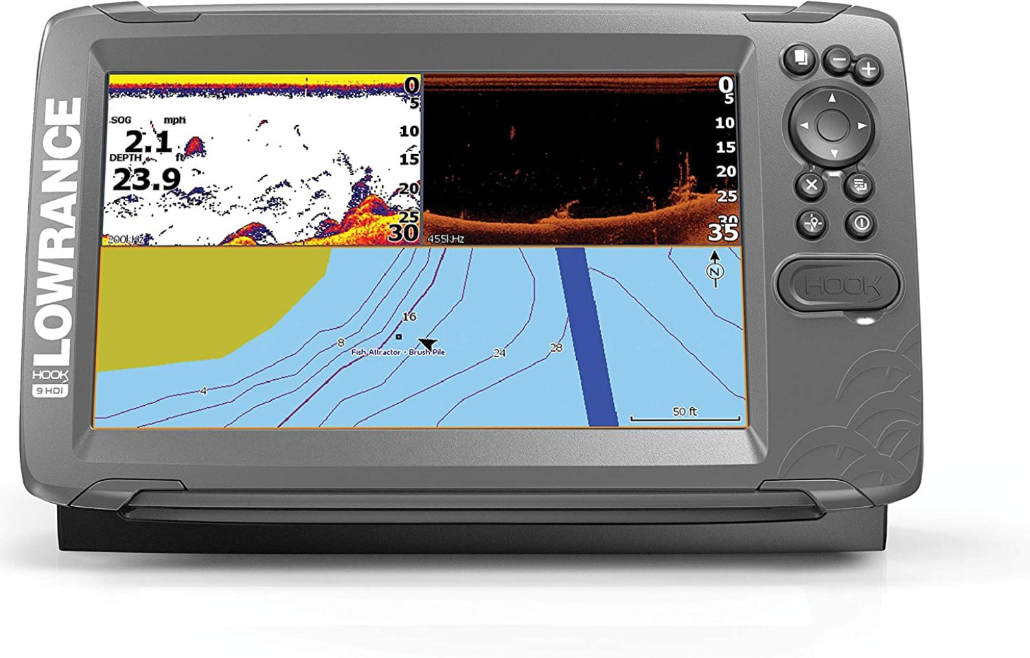 Lowrance HOOK2 9 review