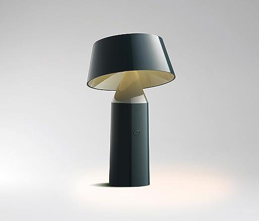 Marset Lampada Da Tavolo Led Senza Filibicoca Antracite